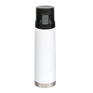 Vakuový termohrnek, objem 500ml, bílý