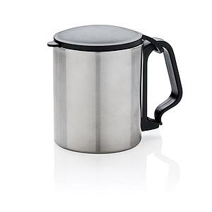 KETON Thermohrnek 200ml skarabinou, stříbrná