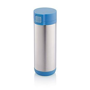 Cestovní hrnek o objemu 250ml, modrá