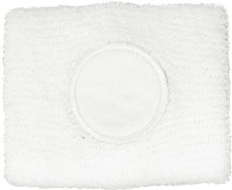 Potítko s bílým kolečkem, bílé