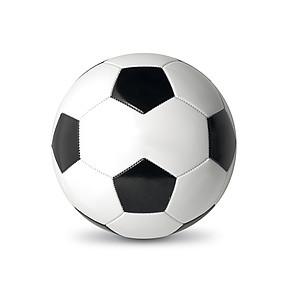 Fotbalový míč, černá/bílá