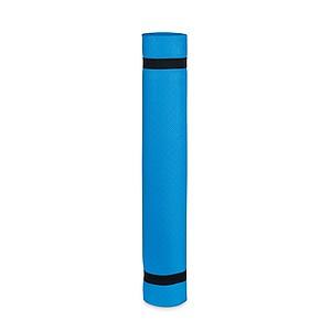 YOGI Podložka na cvičení vyrobená z 0,4 EVA materiálu, modrá