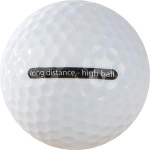 Set 3 golfových míčků v papírové krabičce