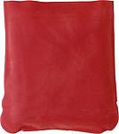 PENZA Nafukovací cestovní polštářek, červený