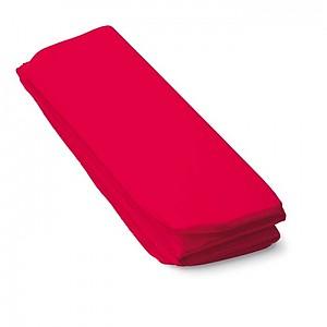 PALMA Skládací podložka na sezení, červená