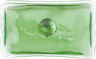 CALORE Termo polštářek, zelený