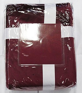 VS MAGO deka červená, 130 × 180 cm