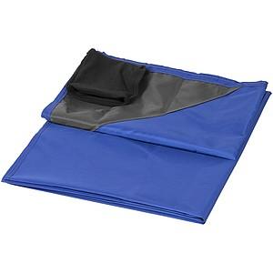 Venkovní deka, královská modrá