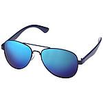 Zrcadlové sluneční brýle, modrá
