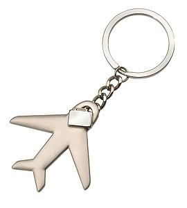 AVION Přívěšek na klíče ve tvaru letadla