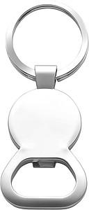 EMET Přívěšek na klíče otvírák s držákem žetonu ve velikosti 1€