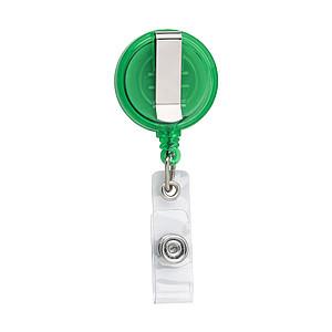 BATU Držáček na ski pas, zelený