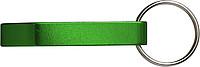 ALVAR kov.otvírák-přívěsek na klíče, zelená