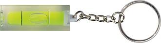 Přívěšek na klíče s malou vodováhou