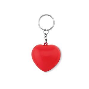 Přívěšek na klíče ve tvaru srdíčka