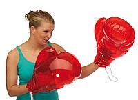 KNOCK OUT Velké nafukovací boxerské rukavice, 1 pár