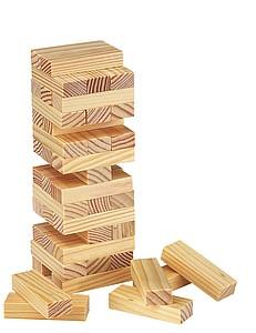 """TAND hračka dřevěná ,,věž"""" v dárkovém balení"""