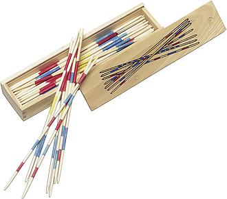 MIKÁDO společ.hra, dřevěná krabička