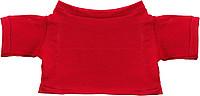 MINITRIKO Tričko pro medvídka, červená