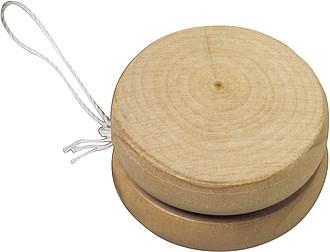 PUDL dřevěné jo-jo
