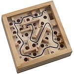 Hlavolam labyrint s kuličkou