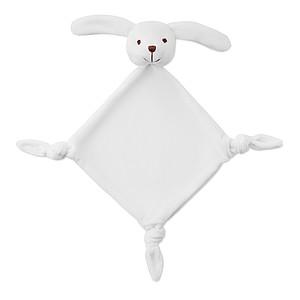 Plyšová hračka pro miminka, králíček