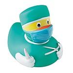 Plastová kačenka ve vzhledu chirurga