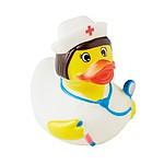 Malá plovací kačenka, vzhled zdravotnice