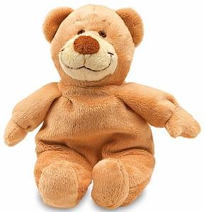 Plyšový medvídek, hnědý