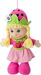 GIRL DOLL Textilní panenka, holčička, nadruženo