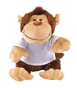 OPIČKA Plyšová opice