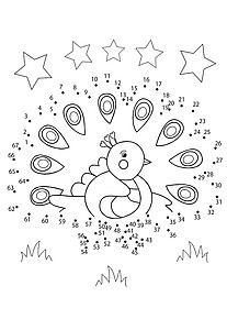 LIVRINO Dětské omalovánky ve formátu A5, 8 stran
