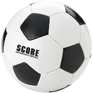 PALLONE Fotbalový míč Slazenger, velikost 5, bílá černá