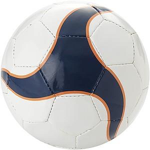 RODERIK Fotbalový míč Slazenger, velikost 5, bílá, bílá