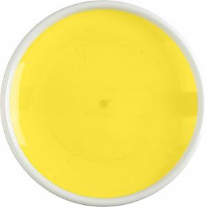 Sada na házení přísavkovým míčkem, žlutá