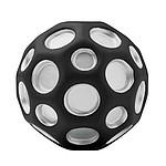 LAFAET Skákací míček, černý