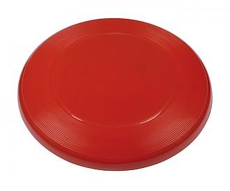 Frisbee, červené