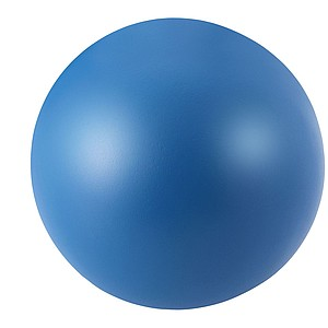 Kulatý antistresík, modrá