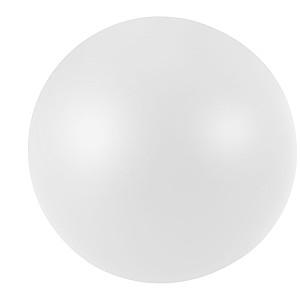 Kulatý antistresík, bílá