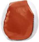 MÍČEK Antistresový balónek, kombinace bílá, oranžová