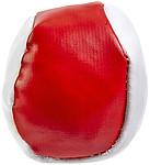 MÍČEK Antistresový balónek, kombinace bílá, červená