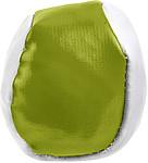 MÍČEK antistresový balónek, bílá, světle zelená
