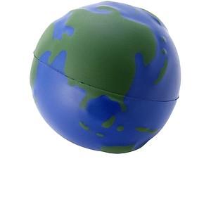 Antistresík ve tvaru zeměkoule