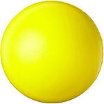 BUBÍK Antistresový míček, žlutý
