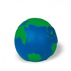 Antistresový míček ve tvaru glóbu