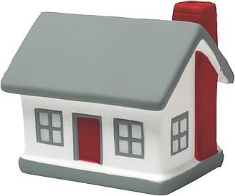 CHALOUPKA Antistres ve tvaru domečku