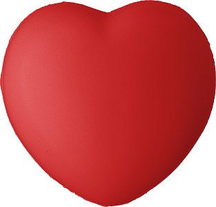 ANIMA Antistres ve tvaru srdce, červené