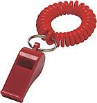 BELL Píšťalka, červená