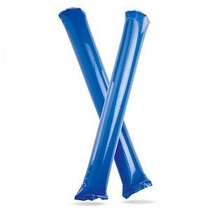 BATYLDA Nafukovací fandící palice, modrá