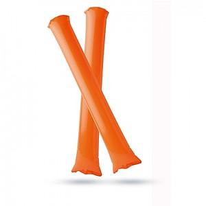 BATYLDA Nafukovací fandící palice, oranžová
